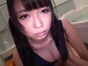 Yoshinaga Akane mind blowing POv sex scenes