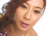 Perfect POV blowjob with Asian Hikari Kirishima picture 11