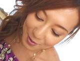 Perfect POV blowjob with Asian Hikari Kirishima picture 12