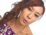 Perfect POV blowjob with Asian Hikari Kirishima