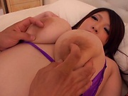Amayoshi Shizuku getting a hard rear pounding