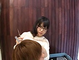 Hottie Kawai Mayu gets a messy facial. picture 11