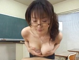 Sweet Sakura gets her marvelous tits banged