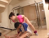 Dazzling scenes of POV titjob with amazing Chitose Saegusa picture 10
