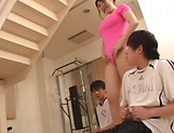 Dazzling scenes of POV titjob with amazing Chitose Saegusa picture 15