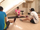 Dazzling scenes of POV titjob with amazing Chitose Saegusa picture 9