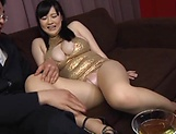 Busty Mikoto Yatsuka wants to be banged picture 14