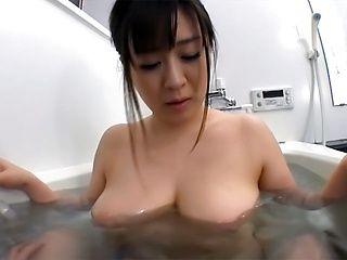 Insatiable Aoyama taking a kinky penetration