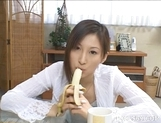 Chihiro Hara Gives A Good Handjob To Her Partner picture 11