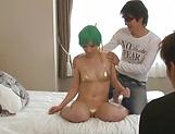 Nishiyama Itsuki bonked superbly in her bikini