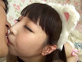 Saeki Rui gets anal rammed to rapturous delights picture 4