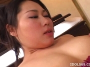 Fujiko Sakura Dominant Lady Asian Tramp Enjoys Being The Top Dog