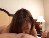 Raunchy Sakuragi Rin kinky pussy pounding session