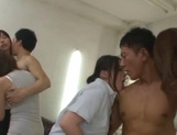 Dirty-minded Tokyo milfs enjoy hardcore banging session