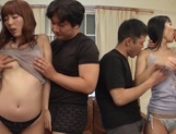 Japanese milfs want to party hard with horny males