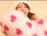 Haruka Itoh Santa Costume Is A Turn On For Her Date