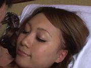Hot Japanse bombshell Hibiki Ohtsuki in hot sex play