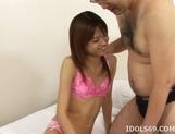 Japanese Akira Shiratori Loves Hairy Cock