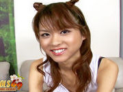 Japanese Akira Shiratori Hot Asian Cuntasian schoolgirl, asian babe}
