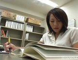 Japanese AV Lesbians Licking Each Other??s Hot Pussies picture 1