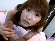 Japanese AV Model Sucks Cock Like A Professionalcute asian, asian chicks}