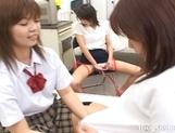 Japanese AV Models Lesbian Love Masturbation Partyasian schoolgirl, hot asian pussy, cute asian, An Himeno