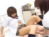 Japanese AV Models Lesbian Love Masturbation Partyasian girls, nude asian teen, japanese pussy, An Himeno