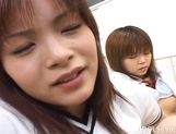 Japanese AV Models Lesbian Love Masturbation Partyasian babe, young asian, An Himeno