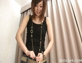 Japanese Nazuki Sakura Cunt Loves Dildos picture 10