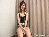 Japanese Nazuki Sakura Cunt Loves Dildos picture 1
