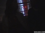 Japanese Saori Konno Deepthroat Blow Job