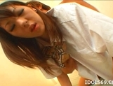 Japanese Shaved Teen Fucked Asian babe Gets A Good Fucking
