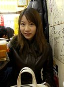 Kurumi Morishita Lovely Japanese Model Tours The City