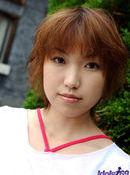 Madoka Ozava Pretty Japanese Student Enjoys Herself