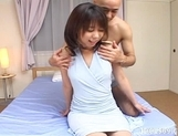 Maho Sawai Naughty Japanese Likes Getting Cock In Her Ass picture 12