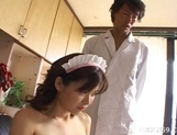 Mai Yamazaki Naughty Asian model Is Masturbating picture 12