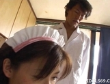 Mai Yamazaki Naughty Asian model Is Masturbating