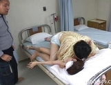 Mai Yamazaki Naughty Asian Nurse Is Fondled In The OR picture 2