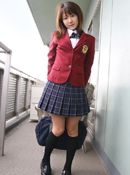 Mao Slutty Gal Dresses The Part In Her Uniform From School