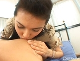 Maria Ozawa Naughty Asian babe Shows Her Big Tits And Her Wet Pussy picture 12