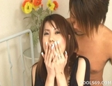 Mei Amasaki Creampie Asian babe Gets A Cum Shower