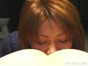 Miho Tachibana Naughty Asian babe Gets Pussy Licked By Girlfriend