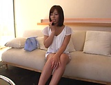 Saijou Sara is all about sex toys today picture 11