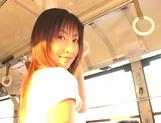 Kinky public action sex for lusty Riko Tachibana