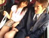 Kinky public action sex for lusty Riko Tachibana