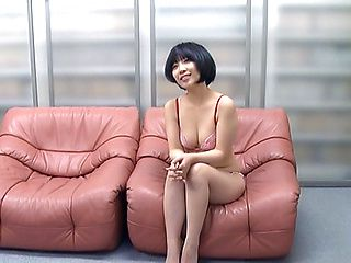 Mature Mizuhara Ran, with amazing ass sucks cock like an angel