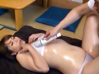 Tantalizing Chisato Shohda awesome fuck