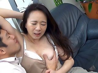 Japanese wife Yuri Nihongi turns wild once getting horny