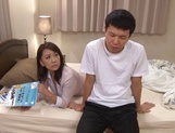 Kondou Ikumi, big tit Asian chick gets big tits fucked