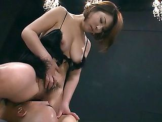 Sensational Shinobu Igarashi awesome fuck